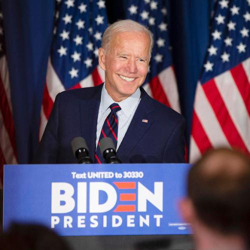Joe Biden wins