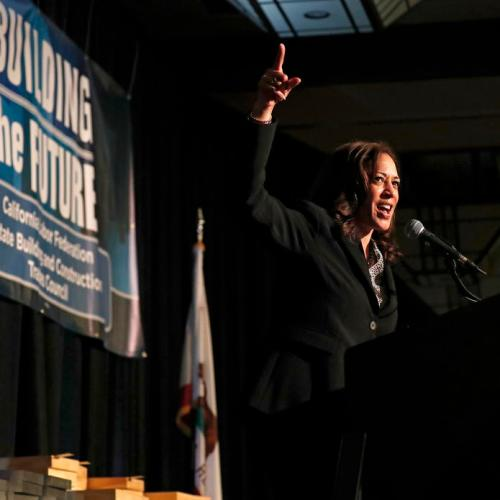 Analysis – Kamala Harris breaks barriers as America's next vice president