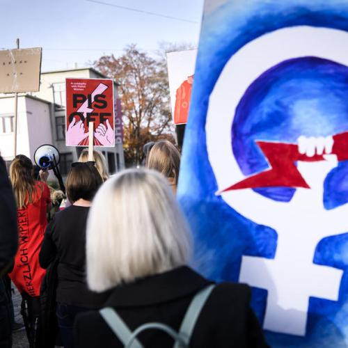 The Conversation – Why women strike?