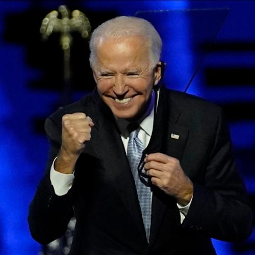 US President Elect Joe Biden turns 78