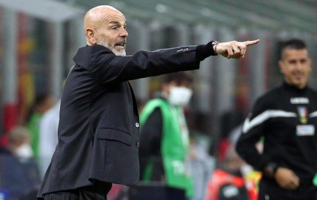 Ac Milan coach Stefano Pioli tests positive for Covid-19