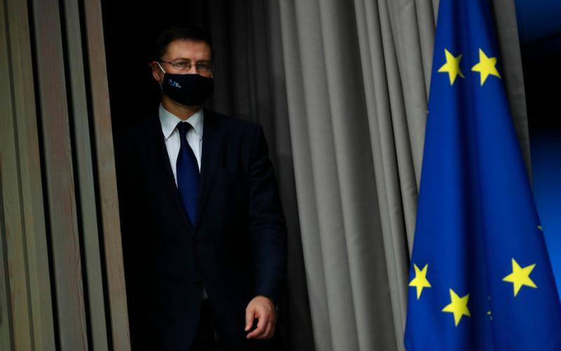EU 'regrettably' hits U.S. with tariffs, seeks better Biden ties