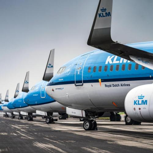 Air France-KLM prepares for COVID-19 vaccine airlift