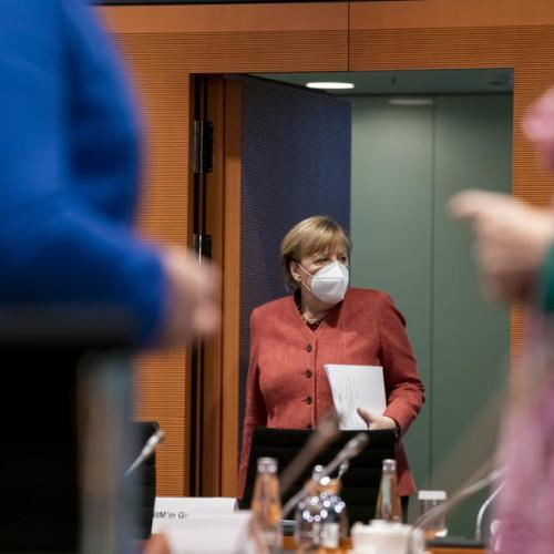 Merkel expects second wave of pandemic to be more severe than first