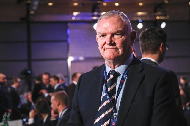 Former FA Chairman confirms UEFA resignation