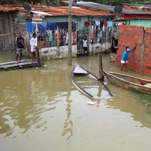 """""""We are in the hands of God"""" –  Central America battered by Hurricane Iota"""