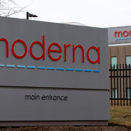 AstraZeneca sold out of vaccine maker Moderna last year