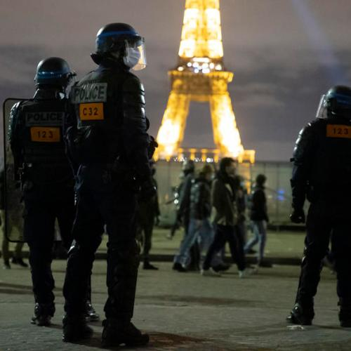 France to start easing lockdown in three stages