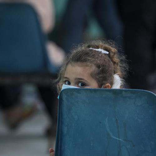 Coronavirus infections skyrocket in Gaza Strip