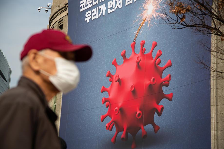 Global coronavirus cases surpass 60 million infections