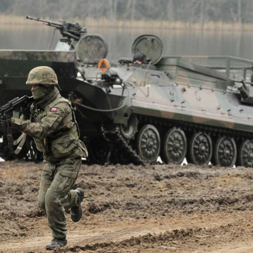Photo Story: NATO military exercises TUMAK-20 in Poland