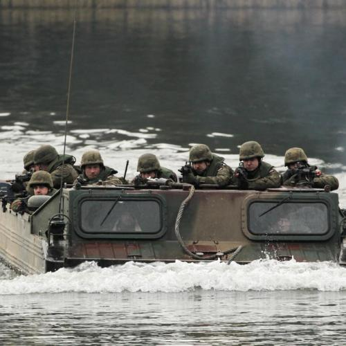 Poland says it is taking steps to counter any threat from military drills in Belarus