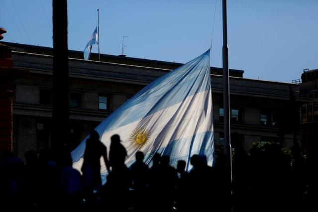 In pictures – Maradona laid to rest