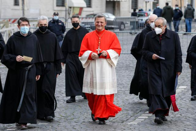 In Pictures – Vatican Consistory ceremony