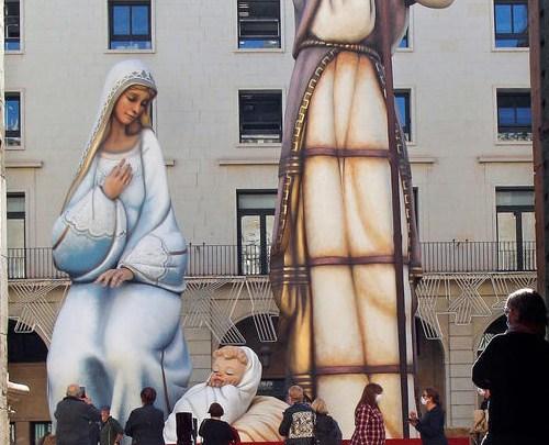 Photo Story: Record breaking nativity scene in Alicante, Spain