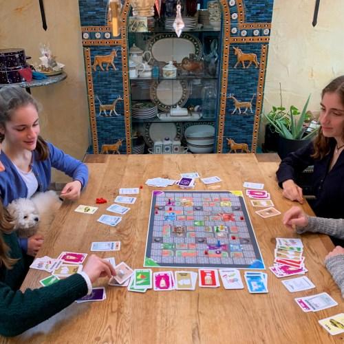 In Germany, Coronavirus becomes a board game