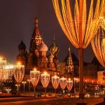 Photo Story: Moscow lights up for sober Christmas and New Year