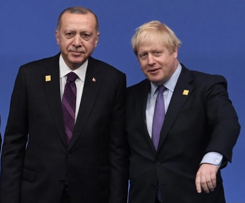 Turkey and UK sign post-Brexit free trade deal