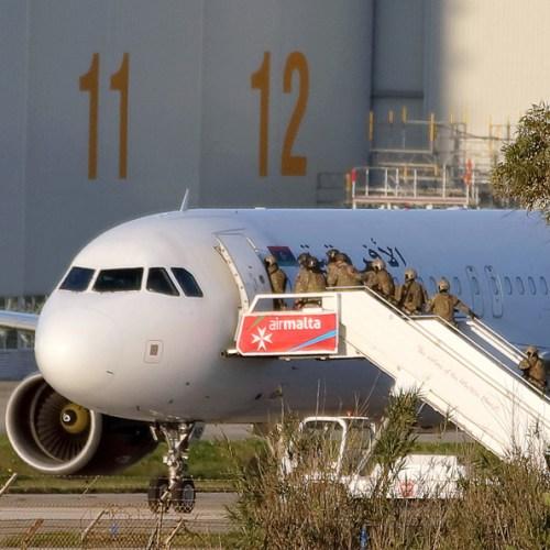 Afriqiyah Airways hijacker sentenced to 25 years in prison by Maltese court