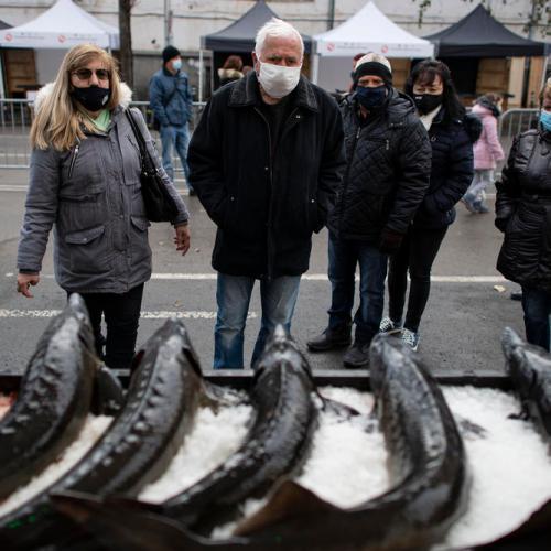 Photo Story: Bulgarians prepare to celebrate St. Nicholas