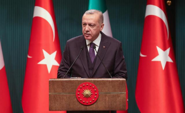 Erdogan replaces Turkish trade minister, forms two new ministries
