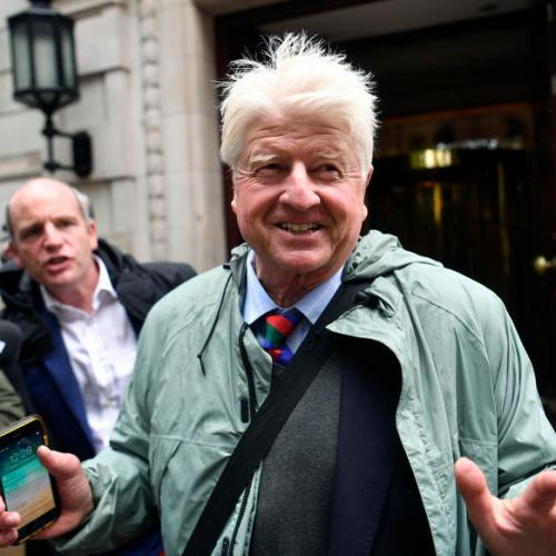 British PM Johnson's father applying for French citizenship