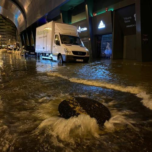 Photo Story: Floods after heavy rains in Spain