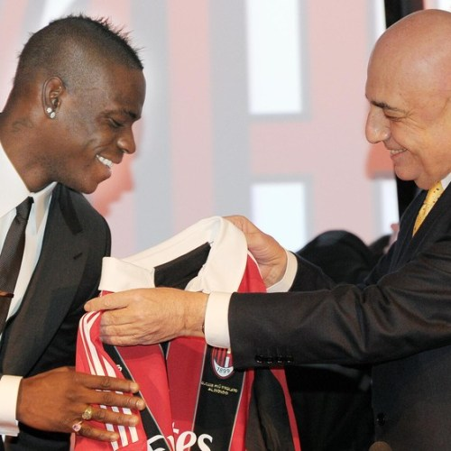 Mario Balotelli to sign for Berlusconi and Galliani's AC Monza