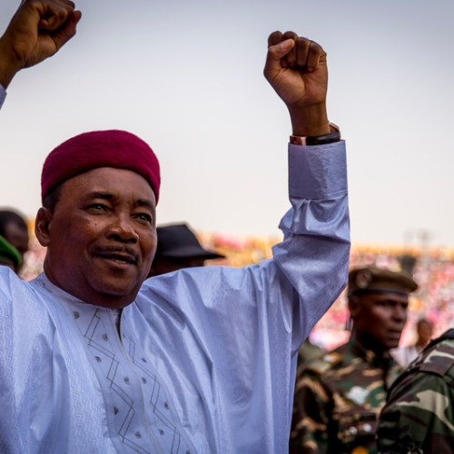 Niger heads to polls in search of first democratic transition