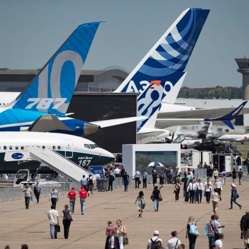 Paris Airshow cancelled in blow to aerospace recovery