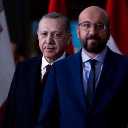Turkey's Erdogan, EU's Michel discussed EU summit in call