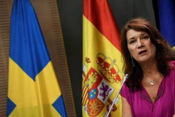 Majority in Swedish parliament backs 'NATO option' after Sweden Democrats shift