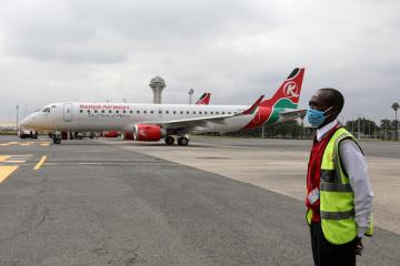 Kenya Airways and Air France-KLM to end Africa-Europe code share