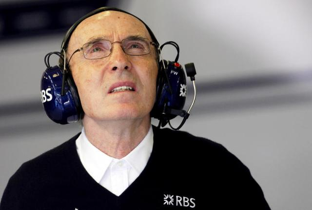 Williams F1 founder Frank Williams discharged from hospital