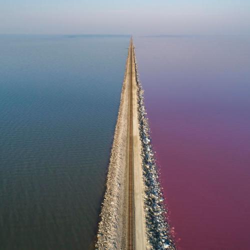 EPA's Eye in the Sky: Great Salt Lake, Utah, USA