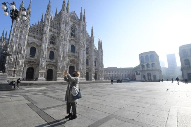 Italy Oct jobless rate edges up to 9.8%, youth unemployment climbs back above 30%