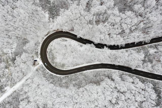 EPA's Eye in the Sky: Matra Mountains, Hungary