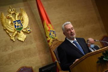 Montenegro PM-designate targets corruption in new govt programme