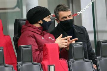 Milan's Maldini apologises to fans, despite not being involved in Super League decision