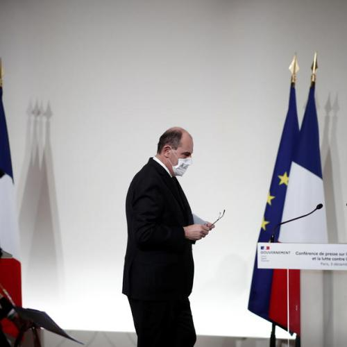 France says COVID-19 vaccine will be free for all