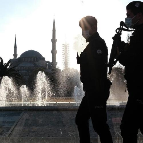 Turkish police detain Islamic State suspects