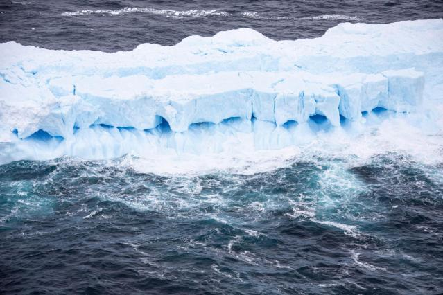 Earth is losing ice faster today than in the mid-1990s, study suggests
