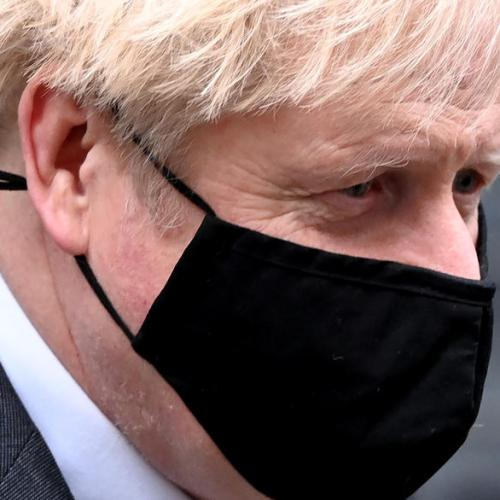 UK PM Johnson says AstraZeneca shot is safe, we're confident about it