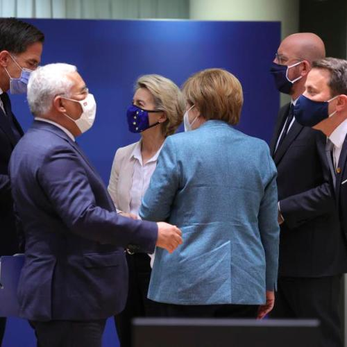 EU Leaders agree on unblocking 1.8 trillion financial package