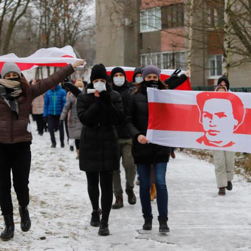 More than 130 anti-Lukashenko protesters detained in Belarus – rights group