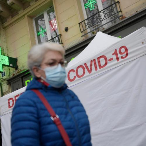 COVID-19 is not under control in France, says Paris hospital official