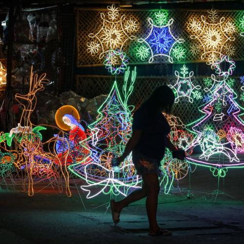 Photo Story: The Christmas lanterns in San Fernando, The Philippines