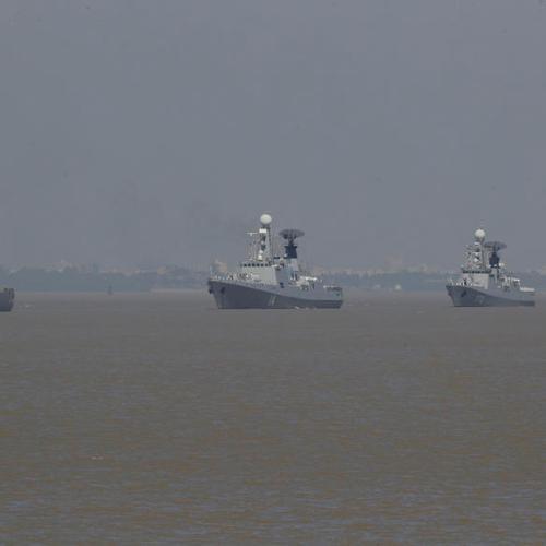 Photo Story: Myanmar Navy Anniversary Celebration