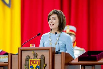 Moldova president nominates former finance minister Gavrilita as new PM