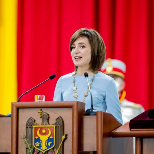 Moldova president appoints acting prime minister